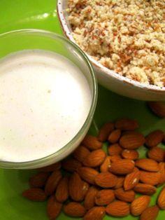 Mandelmilch - Frühstück, Zwischendurch - 200g süße Mandeln