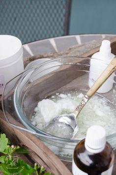 Naturalny krem (do twarzy i ciała) - przygotowanie od podstaw. - Klaudyna Hebda Blog Blog, Beauty, Blogging, Beauty Illustration