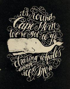 Cape Horn Art Print
