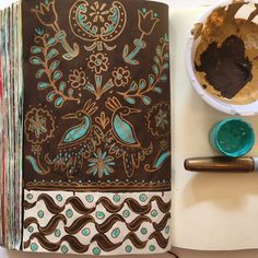 Jennifer Orkin Lewis on her 30-min-a-day sketchbook project.