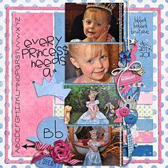 Bibbidi Bobbidi Boutique - Page 6 - MouseScrappers.com