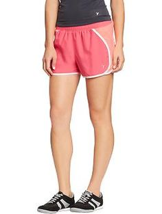 """Women's Side-Mesh Running Shorts (3"""") 