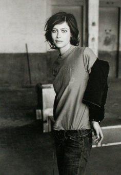 Anna Mouglalis (by PETER LINDBERGH)