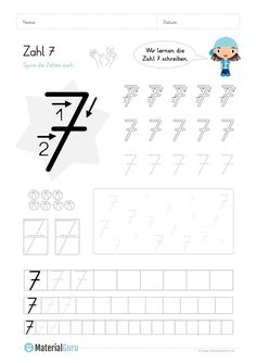 A free math worksheet for learning to write the number on which the . English Worksheets For Kindergarten, Free Math Worksheets, Kindergarten Math Activities, Kindergarten Reading, Kindergarten Teachers, Science Classroom, Study Inspiration Quotes, Maths Day, Science Writing