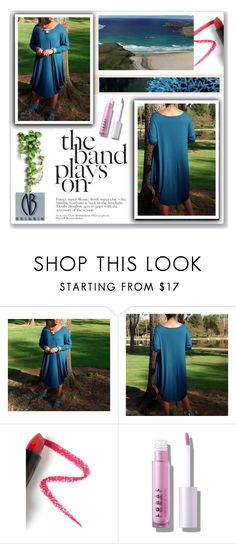 """""""Trapeze Midi Knit Dress"""" by amra-2-2 ❤ liked on Polyvore featuring Lapcos"""