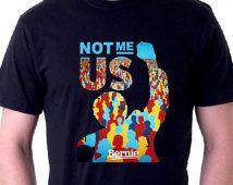 Not me Us Bernie Sanders Shirt Bernie Sanders Shirt