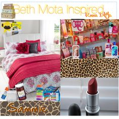 Beth's youtube channel is great!! She is such a great role model and i have already done lots of DIY stuff.