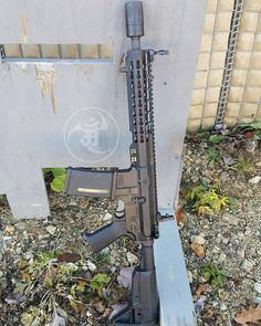 "@veritas_tactical 11"" Select Fire MG.  #alexandryandesign  Alexandryandesign.com"