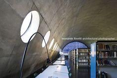 Memorial da América Latina – Biblioteca Latino-Americana Victor Civita (São Paulo, 1989) / Oscar Niemeyer