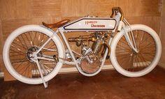 Vintage Harley Davidson Board Track Racer OHV