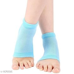 Accupressure Premium Choice Health Care Heel Socks Product Name: Silicone Gel 1 Pair Heel Sock  Product Type: Heel Sock Material:  Silicon Description: It Has 1 Pair Of Heel Sock  Country of Origin: India Sizes Available: Free Size   Catalog Rating: ★4 (2230)  Catalog Name: Sensational Choice Health Care Products Vol 4 CatalogID_218704 C125-SC1571 Code: 212-1676595-