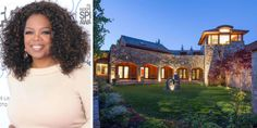 Oprah's New Home Has Amenities We Could Barely Dream Up  - HouseBeautiful.com