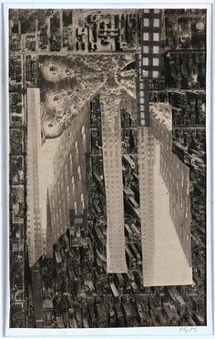Hannah Höch, New York, 1921-1922, 29,5x18,5cm,...