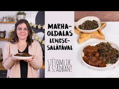 Chilis marharagu beluga lencsés salátával - YouTube Chilis, Beef, Street, Kitchen, Youtube, Food, Meat, Cooking, Chili