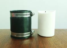 A clever DIY way to make pillar candles >> http://blog.diynetwork.com/maderemade/how-to/how-to-make-your-own-pretty-pillar-candles?soc=pinterest