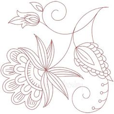 Crewel Embroidery Tutorial Awesome -> Hand Embroidery Designs For Baby Quilts Crewel Embroidery Kits, Embroidery Transfers, Embroidery Patterns Free, Embroidery Needles, Vintage Embroidery, Machine Embroidery Designs, Embroidery Books, Embroidery Alphabet, Flower Embroidery