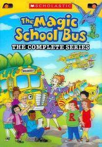 The Magic School Bus: The Complete Series (DVD,2012,8-Disc Set) New  $30.00  OBO
