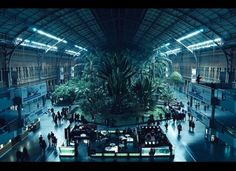 Coolest Train Station?