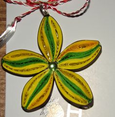 . Paper Quilling, Christmas Ornaments, Holiday Decor, Christmas Jewelry, Christmas Decorations, Christmas Decor, Quilling