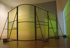 corrugated plastic architecture wall - Google Search