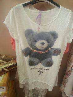 Camiseta osito