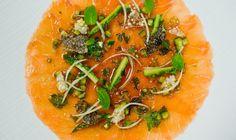 Wild Salmon Carpaccio - Taste by Four SeasonsTaste by Four Seasons