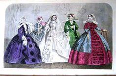 Vintage Victorian: Fashion Plates