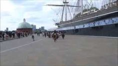 Scarlett & Giselle NL(Astrid & Moniek) - YouTube Jack is being chased..again! By a flock of Sparrows and Scarlett & Giselle in Greenwich UK