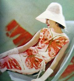 Vintage Vogue (Vera dress?)