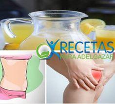 ¡Reafirma tus senos y reduce tu cintura con esta #Bebida!