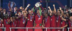 Final-Sieg in Paris: Portugal ist Europameister! Ersatzmann Eder erlegt Frankreich nach Ronaldo-Aus