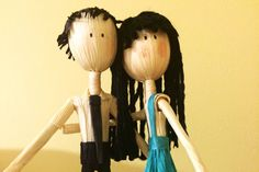 Couple by coriagraphicarts on Etsy