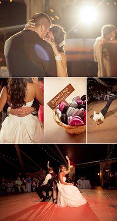 Limefish Studio: Rustic & Romantic Temecula Vineyard Wedding Photos © Ashley Bee   Dancing Shoes   The Shoe Game