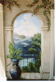 sea-arch. www.findamuralist.com