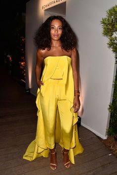Art Basel Party Fashion - The Best in Art Basel Parties - Elle