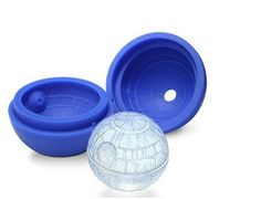 Death Star Silicone Round Ice Cube Mold