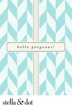 Hello gorgeous!  Gift Cards are now available!!!  From $25 dollars!  www.stelladot.com/marthadee