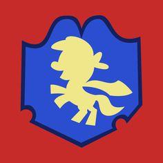 Awesome 'My+little+Pony+-+Crusaders+Cutie+Mark' design on TeePublic!