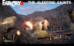 9 Far Cry 4 Video Game Far Cry 4 Video Game Scenes