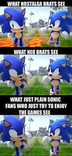 Sonic Meme