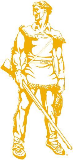 West Virginia Mountaineers Mascot Logo (2001)