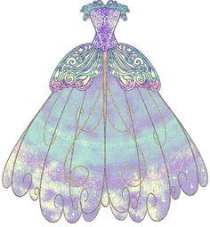 Dress 9 adopt - Auction by uwwa.deviantart.com on @DeviantArt