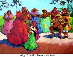 My First Hula Lesson - Al Furtado