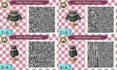 acnl ugly xmas sweaters qr codes - Imgur