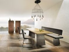 Conference Room, Dining Table, Kitchen, Furniture, Home Decor, Family Dining Rooms, Lunch Room, Contemporary Design, Wood