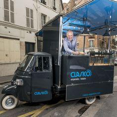 Especial: Os Food Trucks de Paris | Eu como sim