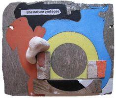 NORMANDIE - Jens Walko - Kunst -Malerei-Collagen-Objekte-Fotografien- D-71111 Waldenbuch