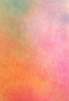 Colorful Watercolor Abstract Texture Photography Backdrop GC-146