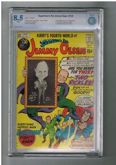 SUPERMANS PAL JIMMY OLSEN #139 CBCS Grade 8.5 Bronze Age DC! Jack Kirby cover!  http://www.ebay.com/itm/SUPERMANS-PAL-JIMMY-OLSEN-139-CBCS-Grade-8-5-Bronze-Age-DC-Jack-Kirby-cover-/301663329927?roken=cUgayN&soutkn=1z90WT