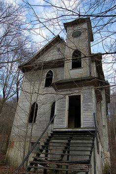 St. John's Baptist Church by Peeping Dragon Photography, via Flickr